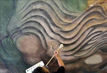 El mural ejercicio pl stico de siqueiros pasa por ley al for El mural de siqueiros en argentina