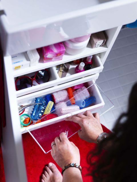Ordenar Baño Pequeno:accesorios de almacenaje para los baños Lillangen permiten ordenar