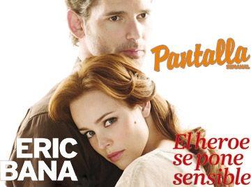 Eric Bana, el héroe se pone sensible - Qué.es
