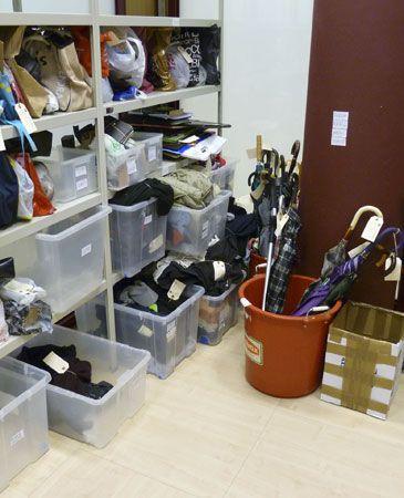 Objetos perdidos cada vez somos m s cuidadosos qu es for Oficina objetos perdidos madrid