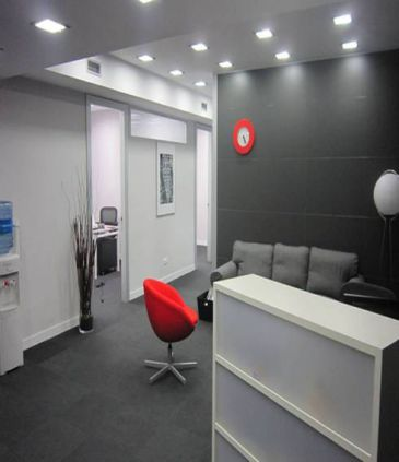 Cc oo y ugt firman con cebek el convenio de oficinas y for Oficinas y despachos convenio