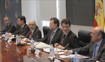 Rajoy preside hoy la comisi n delegada de asuntos for Bankia oficinas zaragoza