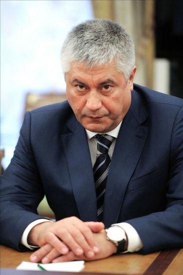 El nuevo ministro del interior ruso redoblar la for Nuevo ministro del interior