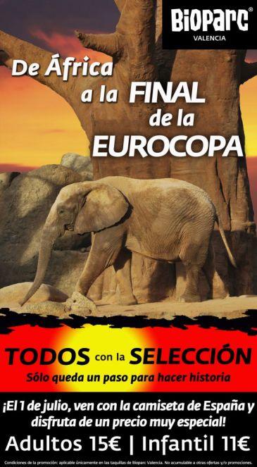 Bioparc ofrece un descuento a los visitantes que acudan - Bioparc precios valencia ...