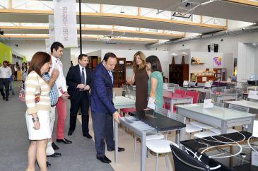 Sanz subraya que la vi feria outlet mueble de n jera for Feria outlet zaragoza