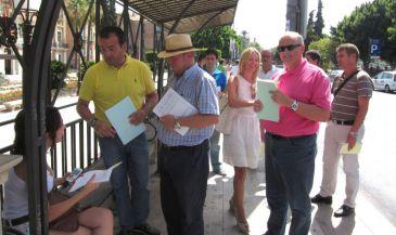 Inspectores de la concejal a de consumo de murcia levantan - Oficina del consumidor en bilbao ...