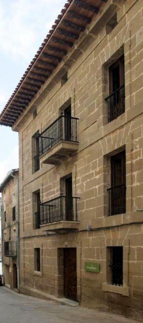 Hoteles divinos de la rioja la capellan a en san asensio for Hoteles en la rioja