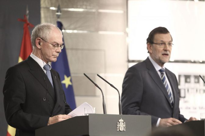 El presidente del consejo europeo advierte de que catalu a for Presidente del consejo europeo